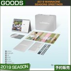2019 WANNAONE SEASONS GREETINGS/ �������󥰥꡼�ƥ��� / 1��ͽ��