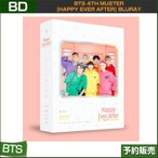 BTS 4th MUSTER [Happy EverAfter] Blu-ray Disc / �ڹڥ��㡼��ȿ��/1��ͽ��