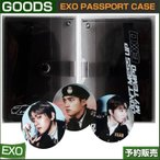 EXO PASSPORT CASE / SUM DDP / 1811exo /1╝б═╜╠є