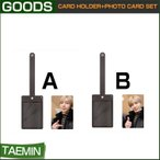 23. CARD HOLDER+PHOTO CARD SET / TAEMIN 2ND CONCERT [1001101] 1次予約
