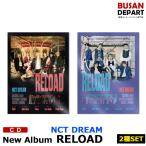 Yahoo!BUSAN DEPART Yahoo!店【日本国内発送】【2種セット】【ポスター無しでお得】 NCT DREAM [Reload] 韓国音楽チャート反映 和訳付 1次予約 送料無料
