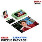 BAEKHYUN/EXO [PUZZLE PACKAGE] パズル ベッキョン 1次予約 送料無料