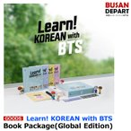 BTS [Learn! KOREAN with BTS Book Package(Global Edition)] 防弾少年団 2次予約 送料無料