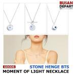 (DESTINY necklace only) STONE HENGE BTS MOMENT OF LIGHT NECKLACE �ͥå��쥹 1��ͽ�� ����̵��