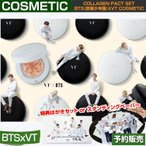 Collagen Pact Set / BTS(��׼��ǯԥ)xVT Cosmetic /���ܹ�������/¨��ȯ��/������ݥ�������λ