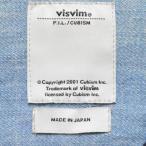 VISVIM(ビズビム)15AW SS103JKT DAMAGED デニムジャケット ブルー