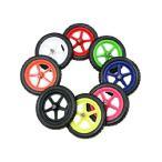 ストライダー キッズ用ランニングバイク カスタムパーツ ウルトラライト カラーホイール ST-2 ST-3 対応 ※1本売り