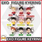 EXO FIGURE KEYRING メンバー別選択 ミラー付き 公式グッズ exo