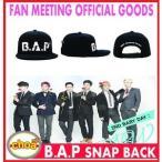 B.A.P FAN MEETING SNAPBACK 公式グッズ bap cap マトキ B.A.P