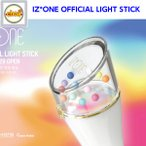 IZ*ONE OFFICIAL LIGHT STICK アイズワン 公式ペンライト 公式カード付