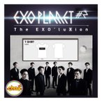 2015 EXO PLANET #2-The EXO'luXion Tシャツ 2015 EXO The EXO'luXion in Seoul Concert グッズ