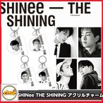 [SHINee] THE SHINING アクリルチャーム  ONEW, KEY,MINHO,TEMIN 2018 SHINee SPECIAL PARTY OFFICIAL GOODS