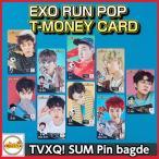 EXO RUN POP T-MONEY CARD メンバー別選択 SUM 公式グッズ