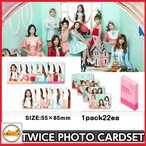 ショッピングTOUR TWICE PHOTO CARD SET [TWICE 1ST TOUR TWICELAND -The Opening-] 公式グッズ