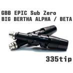 キャロウェイ GBB EPIC Sub Zero ・ XR ・ ビッグバーサ アルファ815 816 専用 スリーブ 335tip Callaway