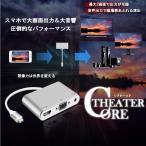 2画面出力 HDMI/VGA 変換 アダプタ HDMI iPhone iPad ipod 対応 ケーブル 高解像度 高画質 iOS10.0対応 持ち運び THCORE