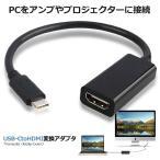 USB-C to HDMI変換アダプタ USB Type C HDMIアダプタ MacBook Air Pro 2018 パソコン 周辺機器 便利