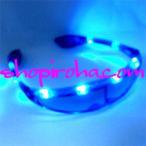 ブループラネット スペースサングラス BLUE PLANET LED 光るサングラス  青 ブルー3jsb 送料無料
