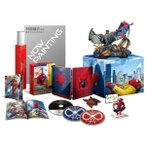スパイダーマン:ホームカミング プレミアムBOX ブルーレイ 完全限定生産版 Blu-ray【キャンセル不可商品】【ヤマト宅急便】