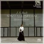 Isabelle Faust �����٥롦�ե������� J.S.�Хå� ̵ȼ�ե�����������ʥ��ȥѥ�ƥ����� ���� BWV 1001-1006 ������ץ쥹��������