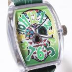 フランク三浦一族 三浦Jr(ジュニア)腕時計 FMJ01-ARGR