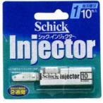 シック ステンレス インジェクター1枚刃替刃 片刃 S-10 10枚入(替刃)