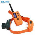 犬訓練 ハンター ビープ音 電気ショック 500 m 大型LCD トレーニング