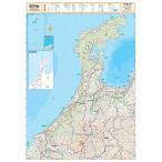 スクリーンマップ 分県地図 石川県 (ポスター地図 | マップル)