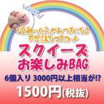 スクイーズ SQUEEZE お楽しみBAG 8点入り3000円相当