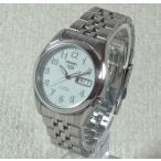 自動巻腕時計 SEIKO5(セイコー5)7S26-01V0 裏蓋スケルトン