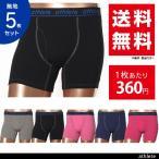 ショッピングメンズ メンズボクサーパンツ 前開き まとめ買い5枚セット 男性下着