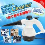 ハンディスチームクリーナー 高温スチーム スチームクリーナー ボイラー式 高圧洗浄機 豊富なアタッチメント 洗剤不要