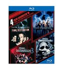 Yahoo!14時store4映画お気に入り:ファイナルデスティネーション・コレクション 北米版 4 Film Favorites: Final Destination Collection [Blu-ray]