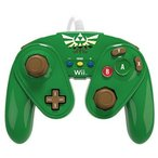 PDP Wii U  -  Link用ワイヤードファイトパッド 北米版 PDP Wired Fight Pad for Wii U - Link