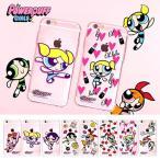 【送料無料】The Powerpuff Girls Clear Jelly Case/パワーパフガールズ/iPhone 6/6s/6 Plus/6s Plus/7/7 Plus/Galaxy S6/S6 edge/S7 edge/Note 3ケース/カバー