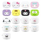 [79] Sanrio Characters Airpods Pro Jelly/サンリオ/ハローキティ/エアーポッズ プロ ソフト ケース カバー