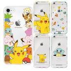 Pokemon Clear Jelly/ポケモン/iPhone/Galaxy ケース