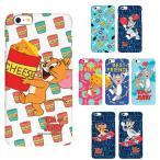 [B] Tom and Jerry Slim Hard/トムとジェリー/iPhone/Galaxy ケース/カバー/スマホケース