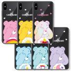 Care Bears Big Hide and Seek Clear Jelly/ケアベア/iPhone/Galaxy ケース/カバー