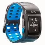 ショッピングNIKE Nike+ SportWatch GPS Powered by TomTom Blue (ブルー)  ナイキ スポーツウォッチ