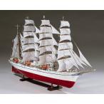 木製帆船模型1/80【日本丸】   p-6607
