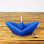 ボートキャンドル S/ブルー