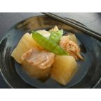 鶏大根5袋  惣菜 お惣菜 ギフト おかず おつまみ お試し  冷凍 無添加 お弁当 詰め合わせ 食品 煮物