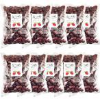 なつめ ドライフルーツ 業務用10kg(1Kg×10袋)赤棗  たいそう 大紅ナツメ 乾燥なつめ茶 薬膳料理 中華食材 乾燥果実 種あり赤なつめ乾燥無添加 砂糖無し大泡棗