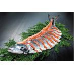 お歳暮 送料無料 北海道 知床産 時鮭姿(切身個包装)2.0〜2.5kg