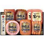 お中元 サマー ギフト ハム ソーセージ ギフト 詰め合わせ お取り寄せグルメ 肉 肉加工品 日本ハム 本格派ギフトセット AP-500(T) 送料込み