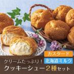 北海道 ベイクド・アルル クッキーシューギフト 2種(カスタード・ミルク) 9個入 20-0004-07 産地直送 洋菓子 スイーツ 詰め合わせ グルメ ギフト 贈りもの