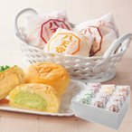 ふんわり とろりの食感を5つの味でお楽しみください 八天堂 プレミアムフローズン くりーむパン (12個) クリーム パン スイーツ 菓子パン お取り寄せグルメ