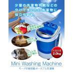 洗濯機 一人暮らし 2kg コンパクト 小型洗濯機 分別洗い (MWM45) 靴 スニーカー 赤ちゃん ベイビー 少量洗い 介護用品 新生活ペット用品