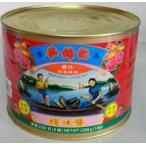 横浜中華街 大容量 業務用 李錦記 特級(赤缶) オイスターソース 2268g(5LBS) 缶 ♪